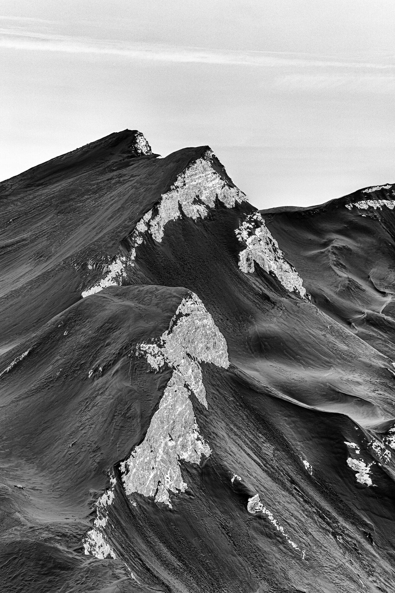 Black White Mountains