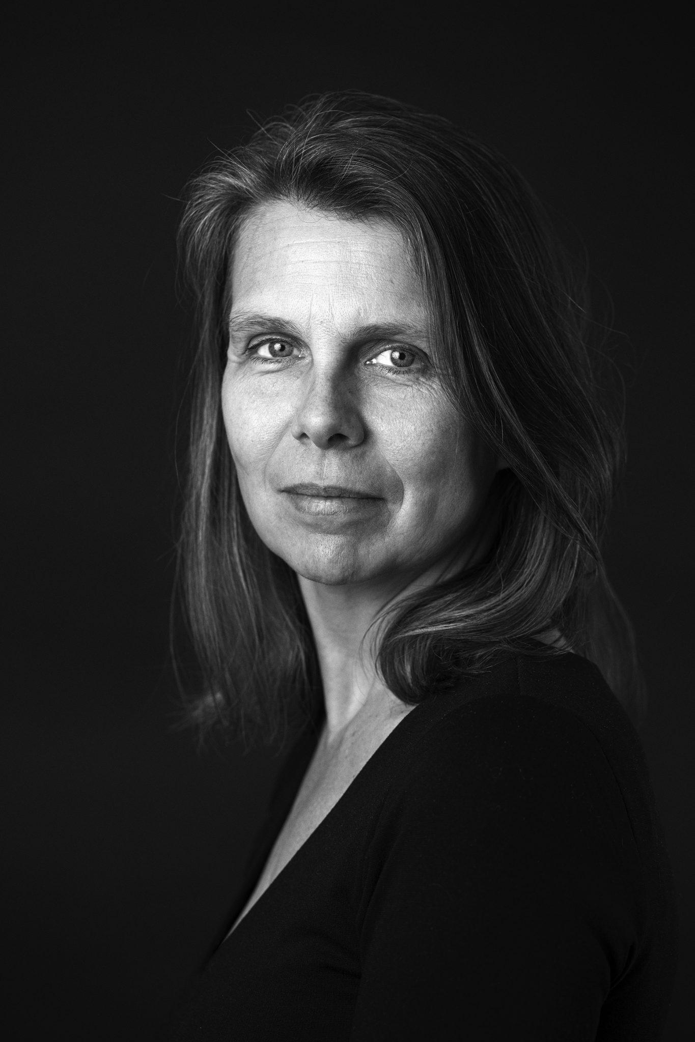 Portretfotografie Zwart Wit
