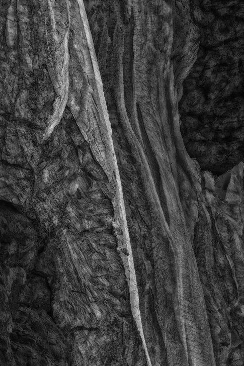 Mountains Black White Photography